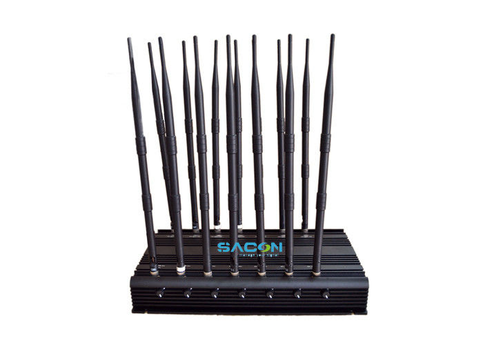 High Frequency Mobile Phone Signal Blocker For Schools , 24 Hours Work Time